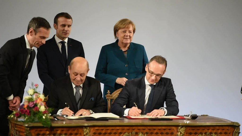 Der Vertrag von Aachen - ein neues Fundament der Zusammenarbeit