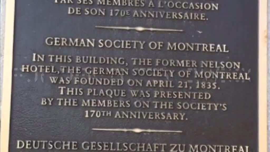 German Society of Montreal