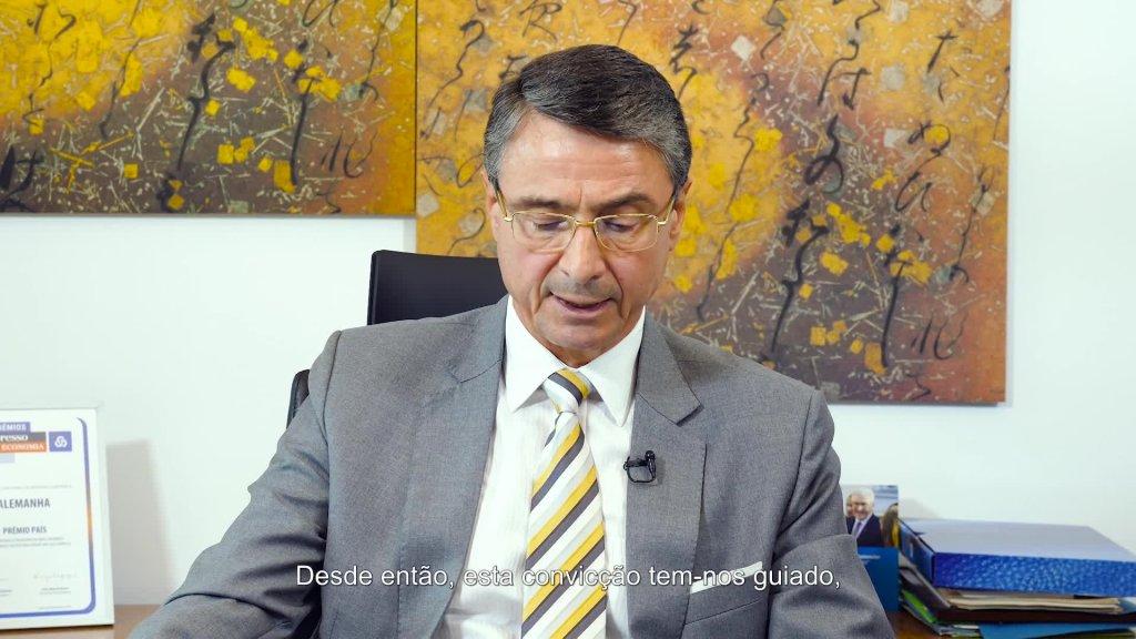 30 anos de Alemanha unificada: Mensagem do Embaixador da Alemanha Dr. Martin Ney por ocasião do dia 3 de Outubro
