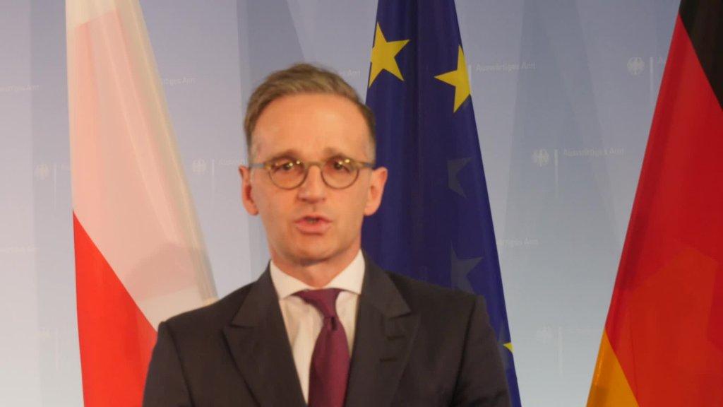 Grußwort (Videobotschaft) von Außenminister Heiko Maas anlässlich des 75. Jahrestages der Befreiung des Konzentrationslagers
