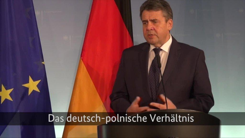 Gemeinsam für eine starke EU: Antrittsbesuch des polnischen Außenministers Czaputowicz