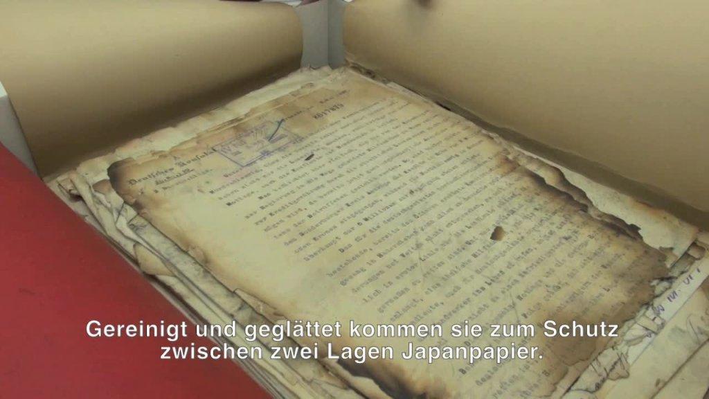 Einblicke in die Arbeit des Politischen Archivs des Auswärtigen Amts