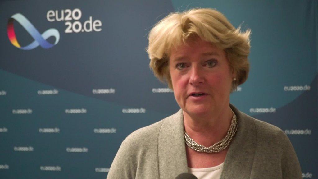 Staatsministerin für Kultur und Medien, Monika Grütters