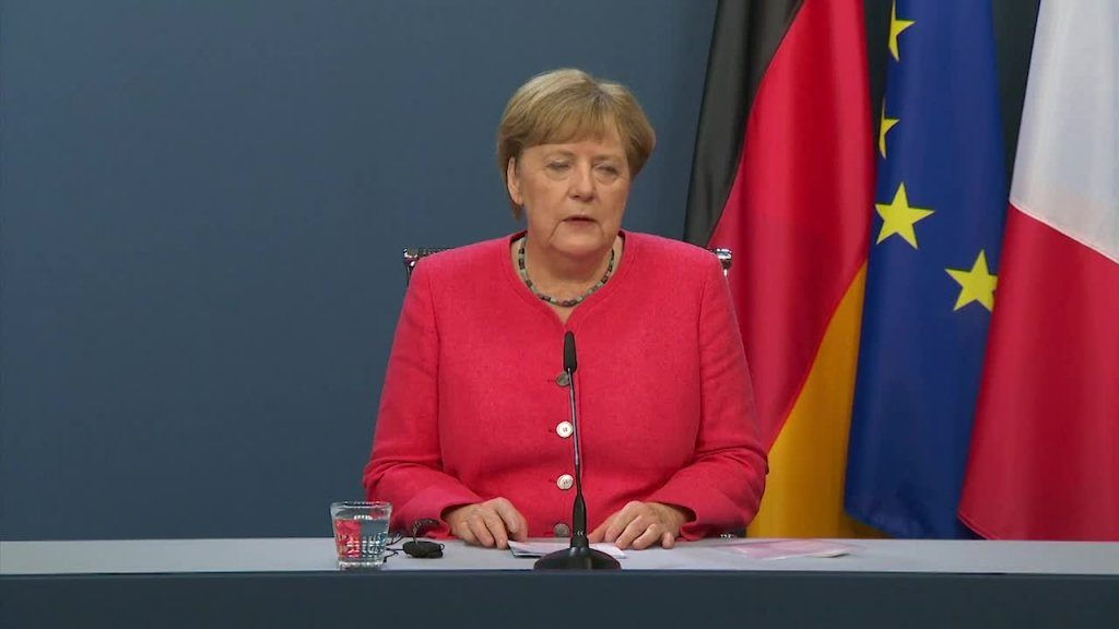 Statement of Federal Chancellor Merkel after the Special European Council