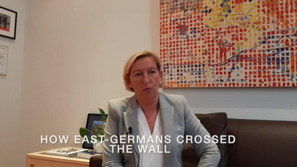 Videobeitrag der Botschafterin der Französischen Republik, I.E. Hélène Farnaud-Defromont