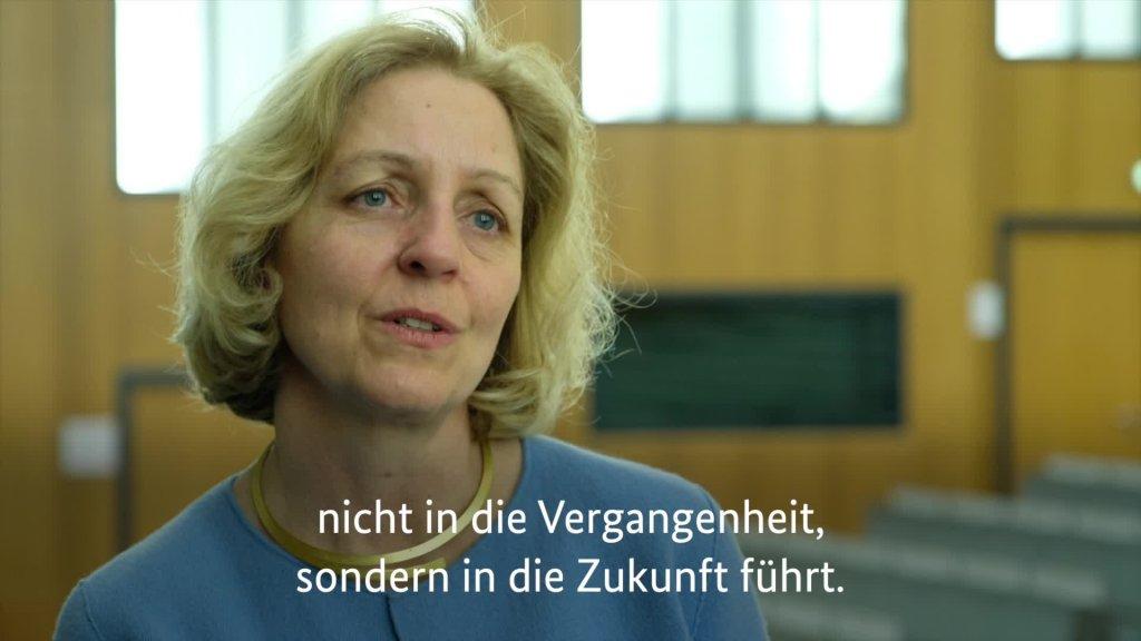 Ehemalige Vizepräsidentin des EGMR Angelika Nußberger