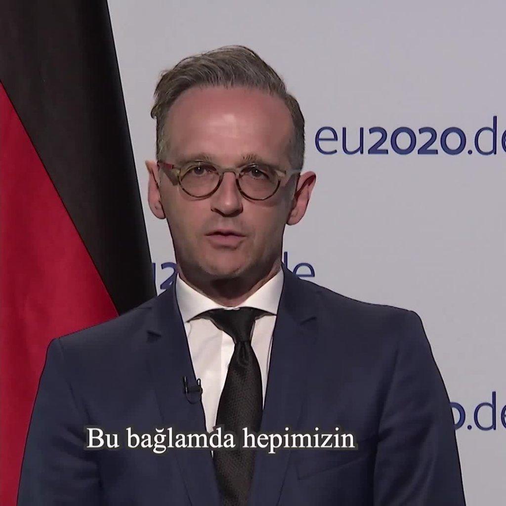 Beginn der deutschen EU-Ratspr