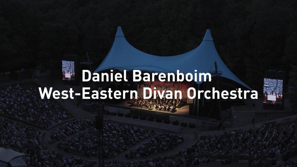 """West-Eastern Divan Orchestra: Edward Elgars' """"Nimrod"""" aus den Enigma-Variationen op. 36"""