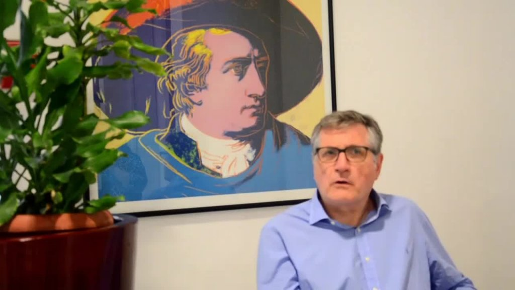 Videogruß Botschafter Dr. Peter Schoof
