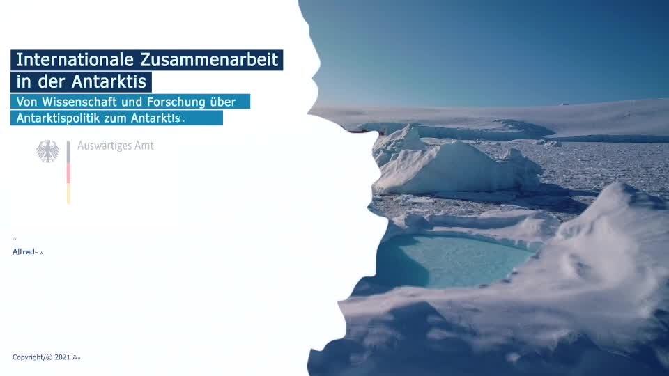 Antarktis-Konferenz