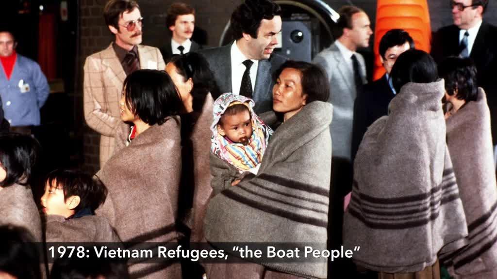 50 Years of Humanitarian Aid