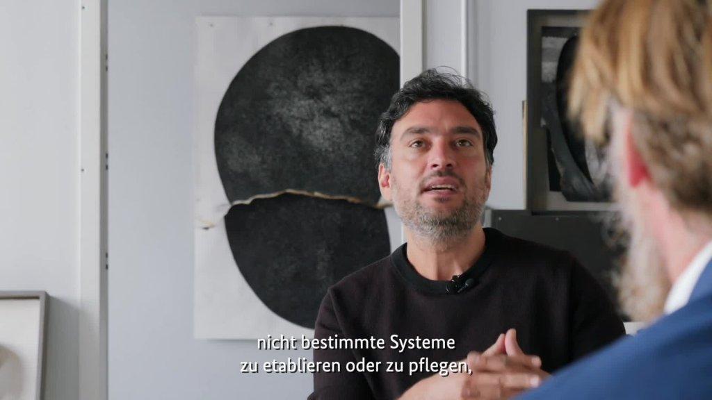 Die Byzantinische Ecke – Ein Gespräch über Kunst